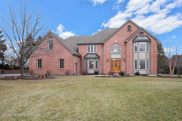 6415 Colonel Holcomb Drive, Crystal Lake, IL 60012 (MLS #10598503) :: John Lyons Real Estate