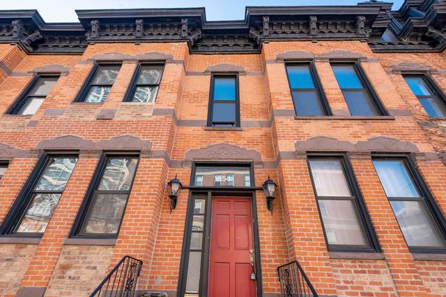 1854 N Lincoln Avenue #1, Chicago, IL 60614 (MLS #10598566) :: Property Consultants Realty