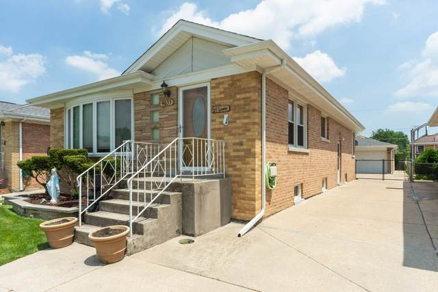 4633 N Opal Avenue, Norridge, IL 60706 (MLS #10598745) :: The Perotti Group | Compass Real Estate