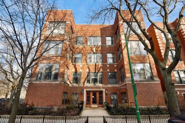 930 W Ainslie Street #4, Chicago, IL 60640 (MLS #10598765) :: John Lyons Real Estate