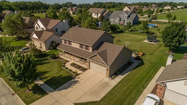 26348 S Jacob Drive, Channahon, IL 60410 (MLS #10599252) :: Suburban Life Realty