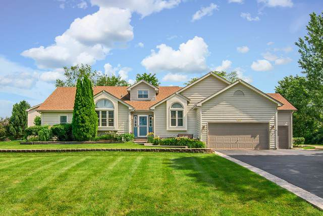 436 Running Deer Lane, Gilberts, IL 60136 (MLS #10599323) :: Suburban Life Realty