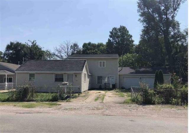 1020 N Wesley Street, Springfield, IL 62702 (MLS #10599397) :: Angela Walker Homes Real Estate Group