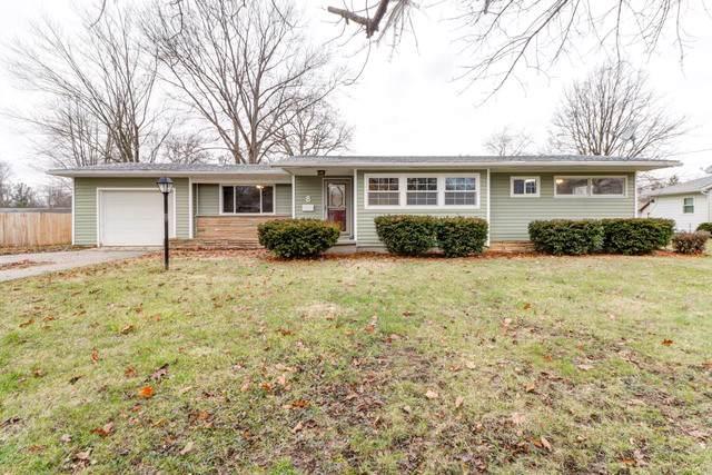 8 N Henson Road, VILLA GROVE, IL 61956 (MLS #10599477) :: Angela Walker Homes Real Estate Group