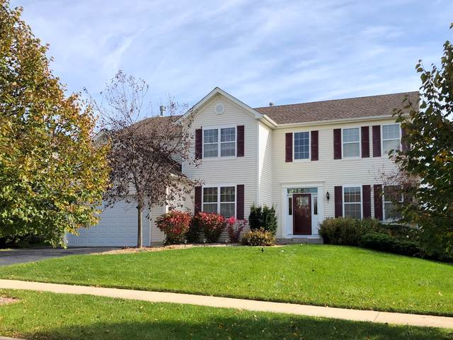 2330 Bluewater Drive, Wauconda, IL 60084 (MLS #10599512) :: Angela Walker Homes Real Estate Group