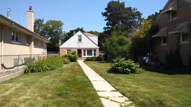 5720 W Sunnyside Avenue, Chicago, IL 60630 (MLS #10599583) :: Property Consultants Realty