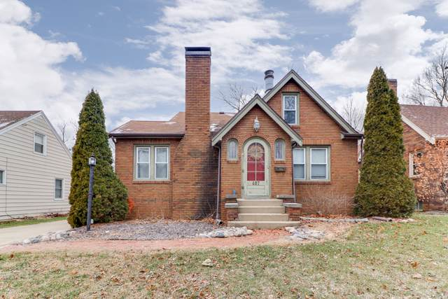 407 S Florence Avenue, Bloomington, IL 61701 (MLS #10599623) :: Property Consultants Realty