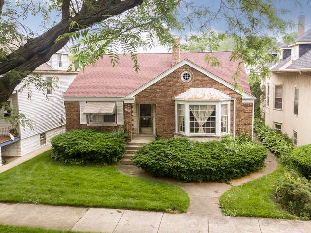 5526 W Leland Avenue, Chicago, IL 60630 (MLS #10599630) :: Property Consultants Realty