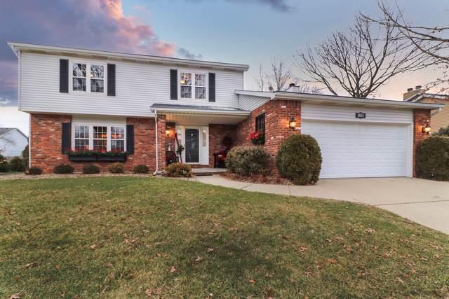 1614 Barton Drive, Normal, IL 61761 (MLS #10600115) :: The Perotti Group | Compass Real Estate