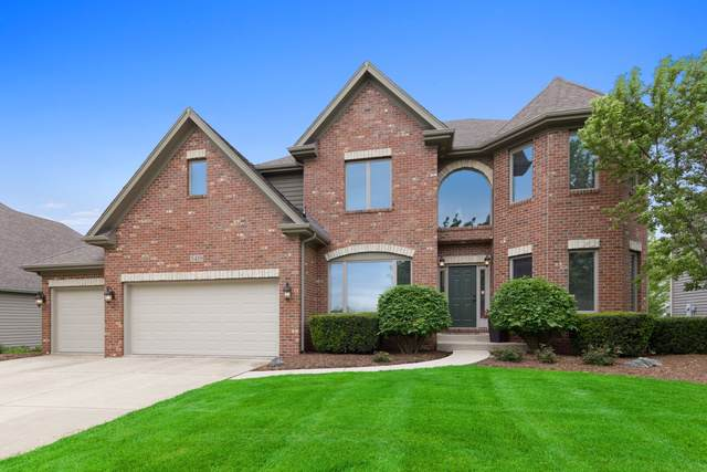 5419 Switch Grass Lane, Naperville, IL 60564 (MLS #10600125) :: Angela Walker Homes Real Estate Group
