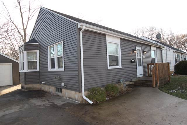 1105 Hovey Avenue W, Normal, IL 61761 (MLS #10600255) :: The Perotti Group | Compass Real Estate