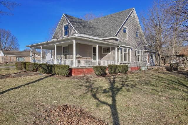 208 W 2nd Street, HOMER, IL 61849 (MLS #10600311) :: Littlefield Group