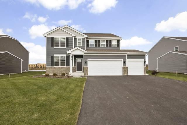 25325 W Ryan Lane, Plainfield, IL 60586 (MLS #10600410) :: Angela Walker Homes Real Estate Group