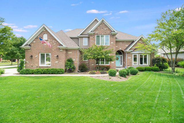 5423 Switch Grass Lane, Naperville, IL 60564 (MLS #10600418) :: Angela Walker Homes Real Estate Group