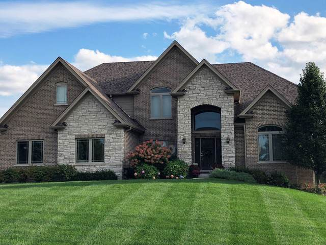 24834 W Pine Cone Lane, Plainfield, IL 60586 (MLS #10600493) :: John Lyons Real Estate