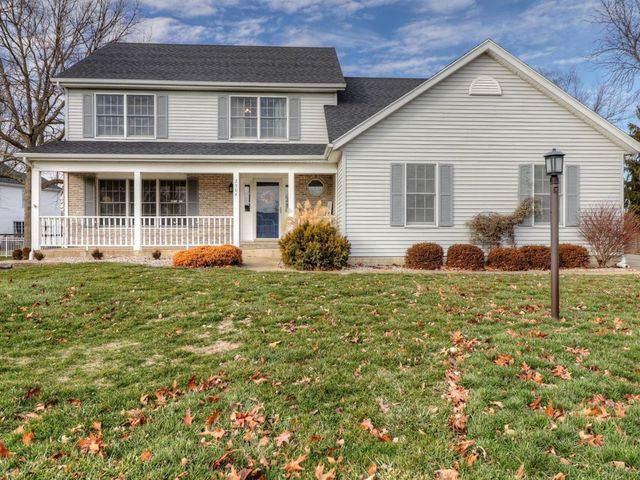 2504 Woodridge Place, Champaign, IL 61822 (MLS #10600776) :: Angela Walker Homes Real Estate Group
