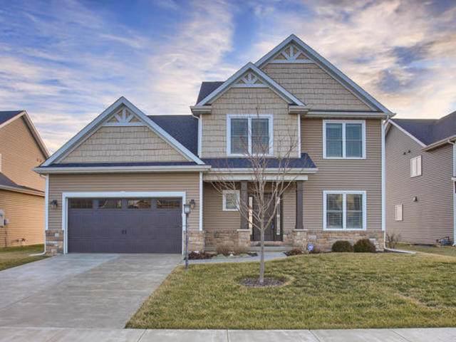 310 Denton Drive, Savoy, IL 61874 (MLS #10601046) :: Ryan Dallas Real Estate