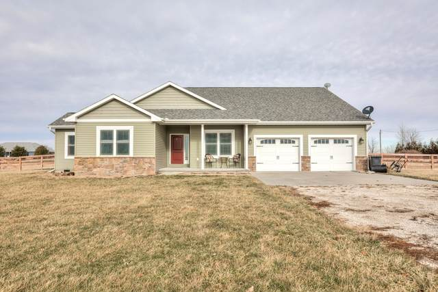 1480 County Road 600N, TOLONO, IL 61880 (MLS #10601057) :: Angela Walker Homes Real Estate Group