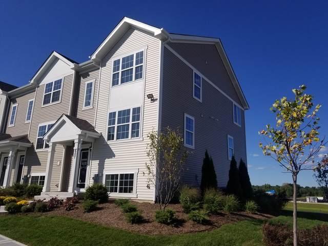 584 Spring Leaf Drive #405, Joliet, IL 60431 (MLS #10601113) :: Baz Realty Network | Keller Williams Elite