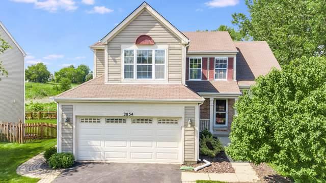 2834 Forestview Drive, Carpentersville, IL 60110 (MLS #10601566) :: Baz Network | Keller Williams Elite