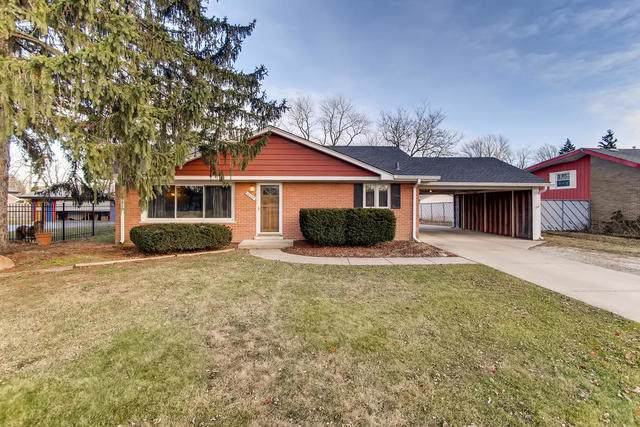 12637 S Parkside Avenue, Palos Heights, IL 60463 (MLS #10601723) :: The Wexler Group at Keller Williams Preferred Realty