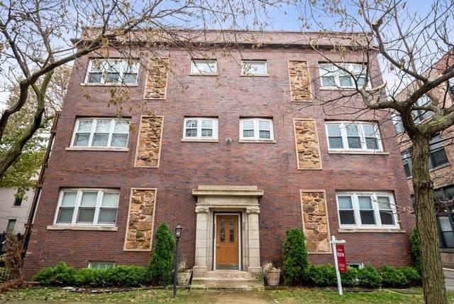 1757 W Belle Plaine Avenue 1W, Chicago, IL 60613 (MLS #10601740) :: Angela Walker Homes Real Estate Group