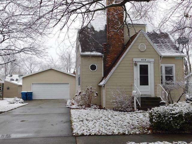 618 W Henry Street, Pontiac, IL 61764 (MLS #10601992) :: Angela Walker Homes Real Estate Group