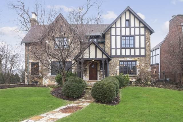 1201 N Kenilworth Avenue, Oak Park, IL 60302 (MLS #10602121) :: Angela Walker Homes Real Estate Group