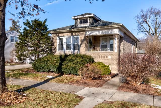 9506 Monroe Avenue, Brookfield, IL 60513 (MLS #10602153) :: The Perotti Group | Compass Real Estate