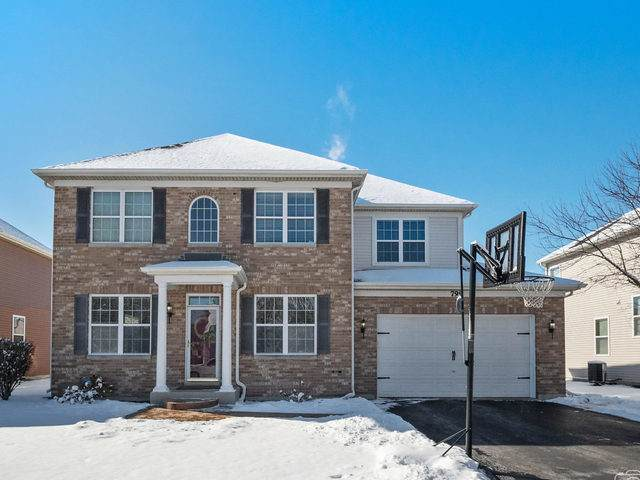 799 Madison Boulevard, Bolingbrook, IL 60490 (MLS #10602165) :: Property Consultants Realty