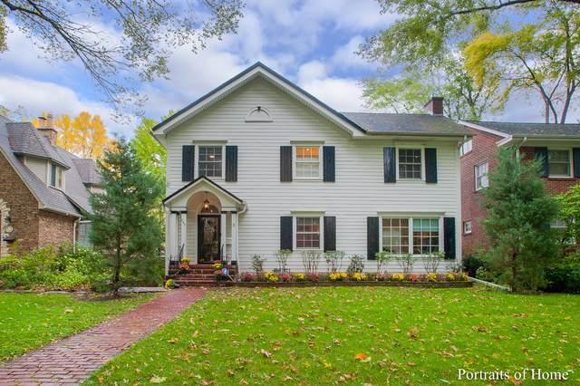 547 Monroe Avenue, River Forest, IL 60305 (MLS #10602343) :: Baz Realty Network | Keller Williams Elite
