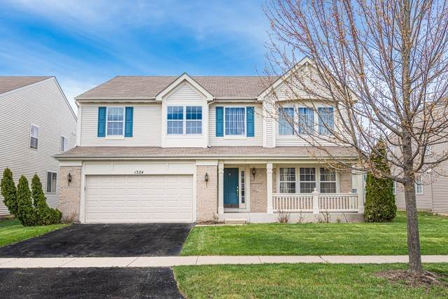 1324 Baroque Avenue, Volo, IL 60073 (MLS #10602455) :: Property Consultants Realty