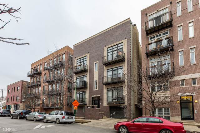 1877 N Winnebago Avenue 3E, Chicago, IL 60647 (MLS #10602969) :: John Lyons Real Estate