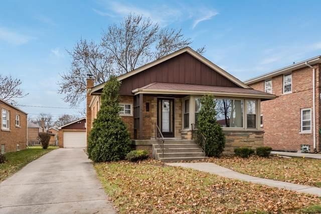 9120 S Mozart Avenue, Evergreen Park, IL 60805 (MLS #10603068) :: Angela Walker Homes Real Estate Group