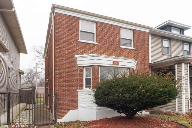 1046 N Austin Boulevard, Oak Park, IL 60302 (MLS #10603140) :: Ryan Dallas Real Estate