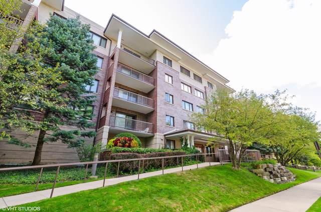 1700 2nd Street #301, Highland Park, IL 60035 (MLS #10603153) :: The Perotti Group | Compass Real Estate