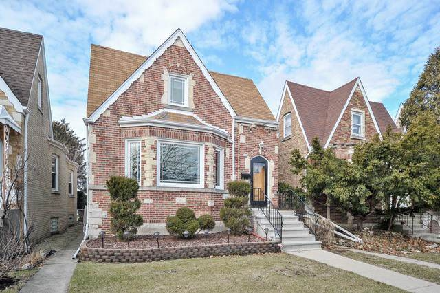 3116 N Nordica Avenue, Chicago, IL 60634 (MLS #10603177) :: Angela Walker Homes Real Estate Group