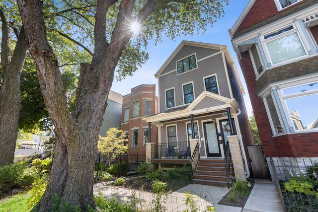 1442 W Cullom Avenue, Chicago, IL 60613 (MLS #10603241) :: Angela Walker Homes Real Estate Group