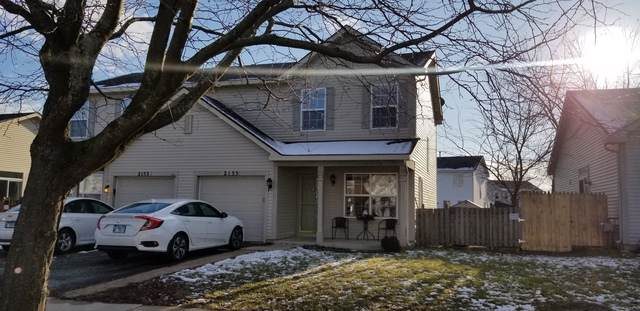 2155 Rebecca Circle #2155, Montgomery, IL 60538 (MLS #10603255) :: The Wexler Group at Keller Williams Preferred Realty