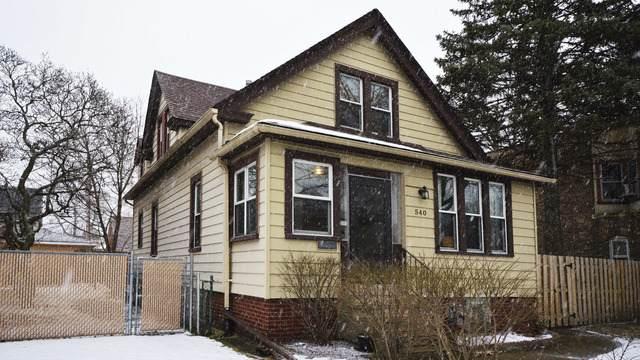 540 Hannah Avenue, Forest Park, IL 60130 (MLS #10603340) :: Century 21 Affiliated