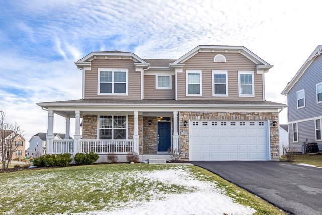12803 Conifer Street, Plainfield, IL 60585 (MLS #10603773) :: Angela Walker Homes Real Estate Group