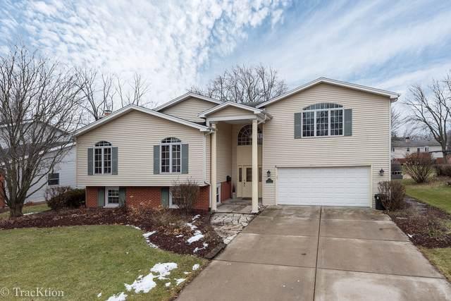 1025 Tamarack Drive, Darien, IL 60561 (MLS #10603890) :: Angela Walker Homes Real Estate Group