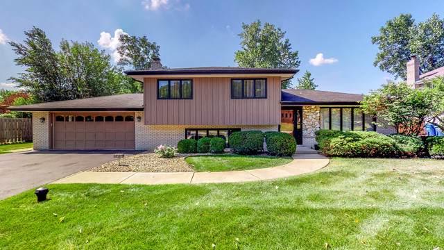 10507 W Bernice Drive, Palos Park, IL 60464 (MLS #10603926) :: Angela Walker Homes Real Estate Group