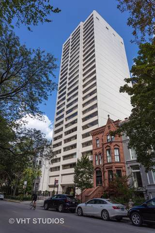 1415 N Dearborn Street 8A, Chicago, IL 60610 (MLS #10603949) :: John Lyons Real Estate