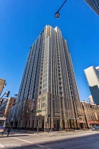 1250 S Michigan Avenue #709, Chicago, IL 60605 (MLS #10604009) :: Touchstone Group