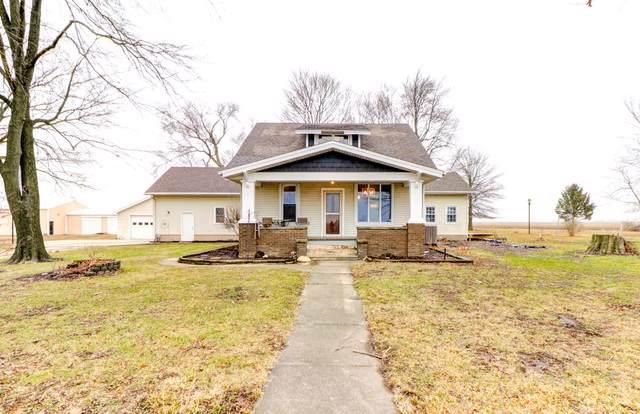 1200 E County Road 1350, Tuscola, IL 61953 (MLS #10604037) :: Littlefield Group