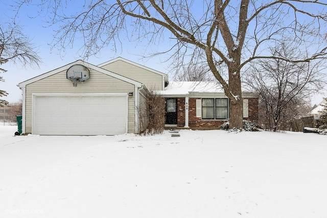 620 Caren Drive, Buffalo Grove, IL 60089 (MLS #10604216) :: Baz Realty Network   Keller Williams Elite