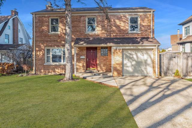 949 Princeton Avenue, Highland Park, IL 60035 (MLS #10604275) :: The Perotti Group | Compass Real Estate
