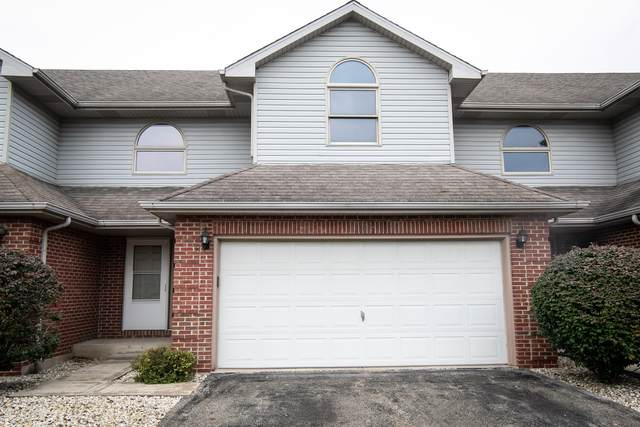 2202 Jasmine Drive, Crest Hill, IL 60435 (MLS #10604294) :: The Wexler Group at Keller Williams Preferred Realty