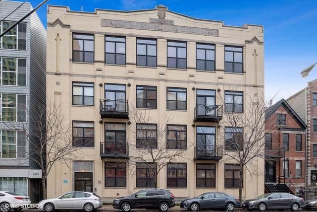 1521 W Haddon Avenue 4G, Chicago, IL 60622 (MLS #10604322) :: Baz Realty Network | Keller Williams Elite